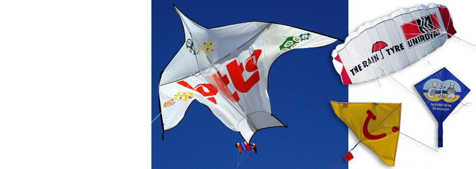 werbe drachen publicity kites publiciteit publicitaire imprint kites